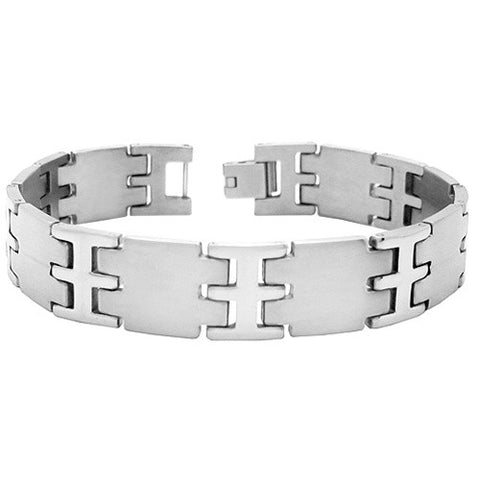 LUXURY Stainless Steel Modern Mens Bracelet