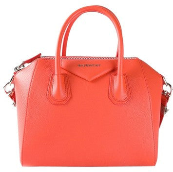 Givenchy Small 'Antigona' Bright Red Tote Bag