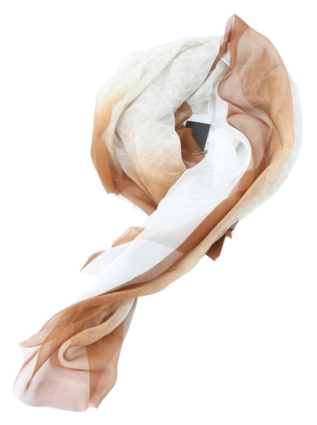 Fendi Silk Scarf - Multicolor