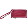 Givenchy Mini Pandora Wristlet - Red