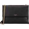 Lanvin Sugar Quilted Lambskin Shoulder Bag - Black