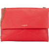 Lanvin Sugar Quilted Lambskin Shoulder Bag - Red
