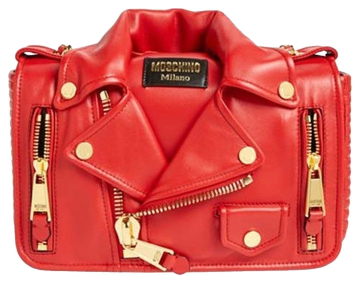 Moschino 'biker Jacket' - Shoulder Bag