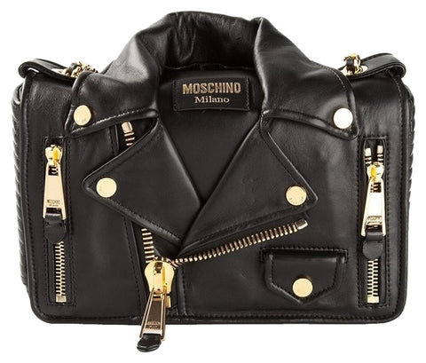 Moschino Biker - Shoulder Bag