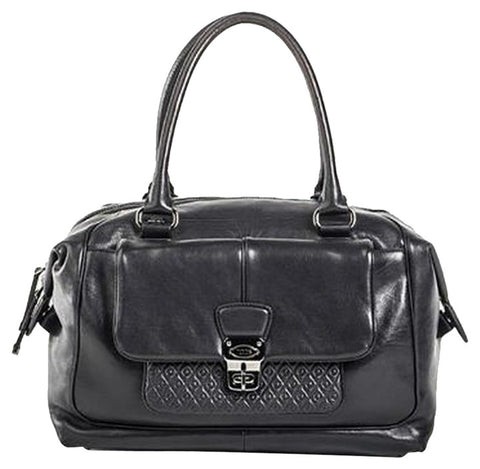 Tod's Signature Bauletto Leather - Shoulder Bag