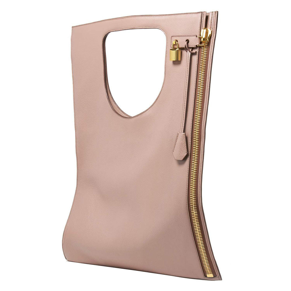 Tom Ford Alix Shoulder Bag - Beige