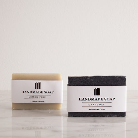 American-made Handmade Soap by 11 Industries - Carpenter Hill