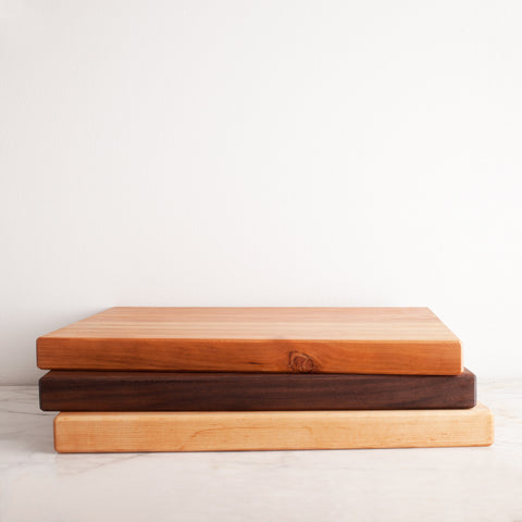 American-made Long Grain Board by Brooklyn Butcher Blocks - Carpenter Hill
