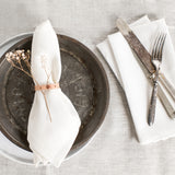 American-made Heirloom Napkins (Set of 4) by Celina Mancurti - Carpenter Hill