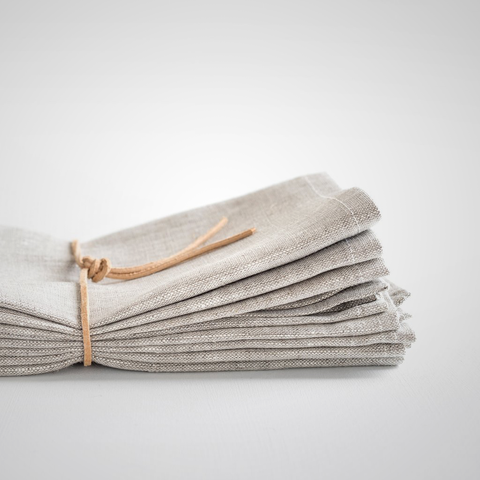 Oatmeal Napkins (Set of 4)