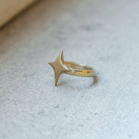 Star Flare Ring