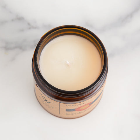 American-made Mile High Candle by Wooly Wax Candles - Carpenter Hill