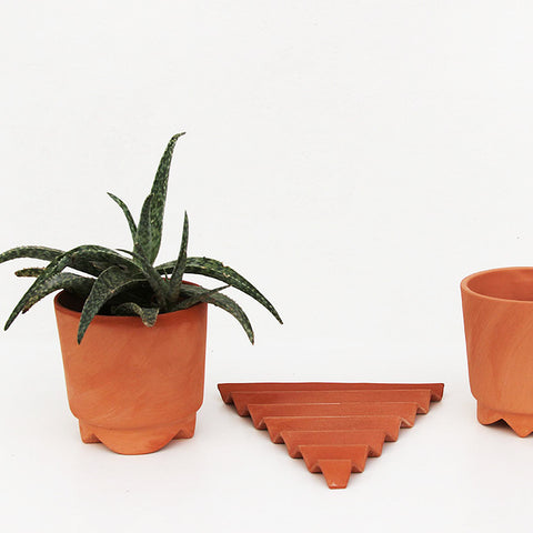 American-made Congruent Planter by Wyatt Little - Carpenter Hill