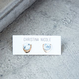 American-made Ayaria Earrings by Christina Nicole - Carpenter Hill