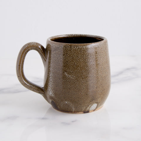 American-made Durham Mug by Hallyburton Pottery - Carpenter Hill