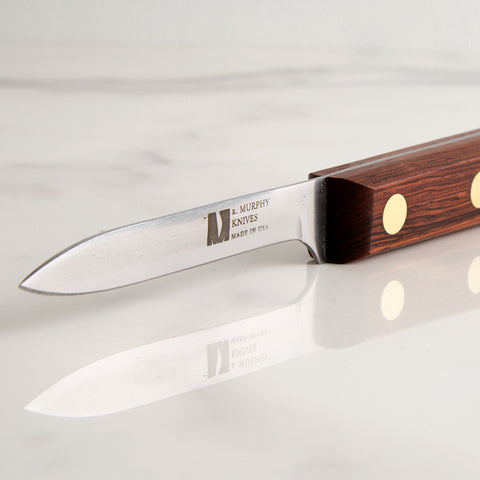 Paring Knife in Rosewood