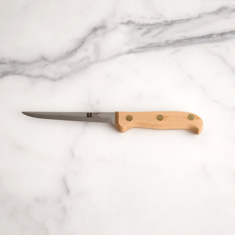 Reclaimed Maple Fillet Knife