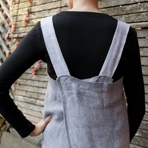 American-made Handwoven Apron by Sutherland - Carpenter Hill