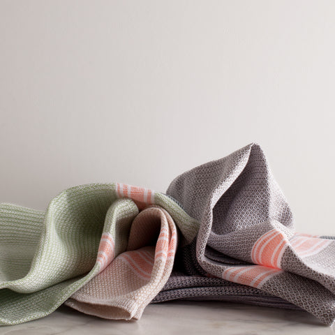 American-made Handwoven Tea Towel by Sutherland - Carpenter Hill