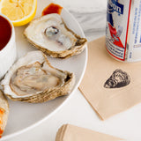 Oyster Cocktail Napkins