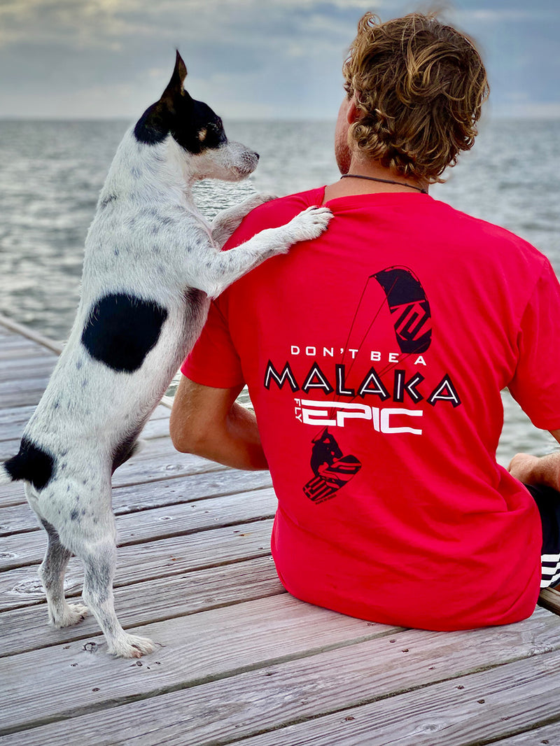 Don't Be a Malaka - Fly Epic T-Shirt