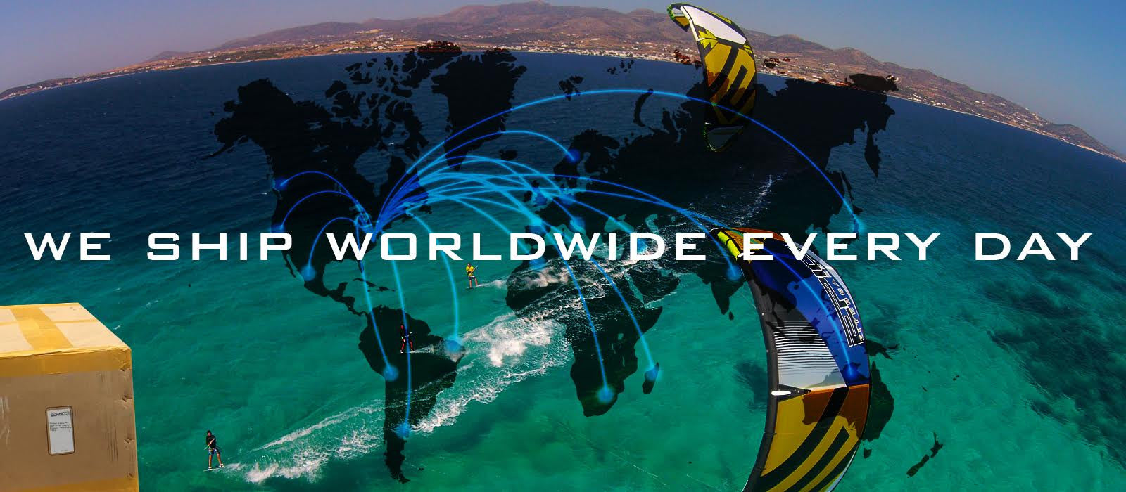 Epic Kites Kiteboarding We Ship Worldwide