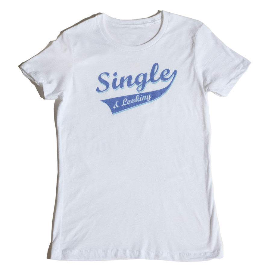 Women's Sporty Tee - White