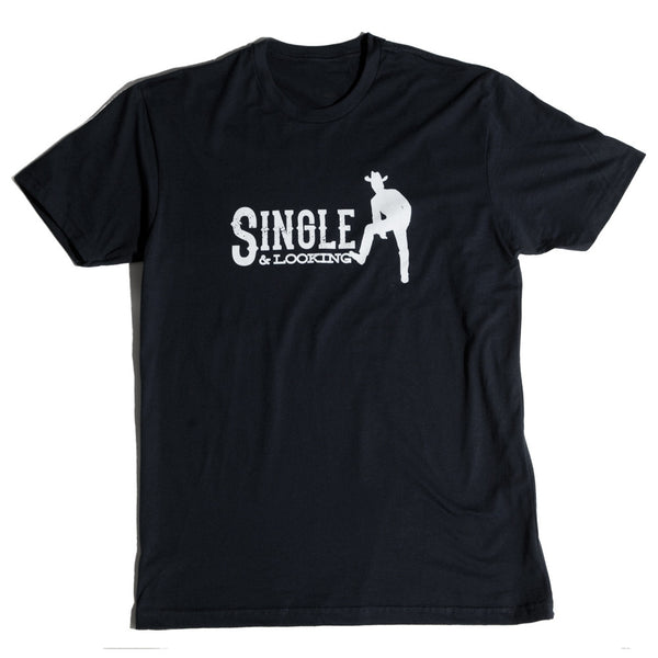 Men's Cowboy Tee - Midnight Navy