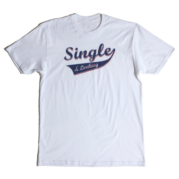 Men's Sporty Tee - White