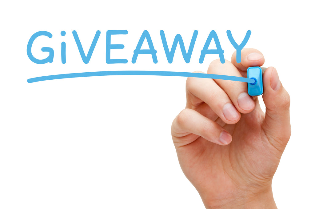 3 Creative Ideas for Successful Branded Giveaways