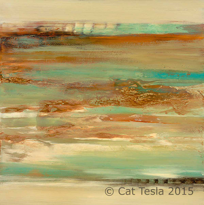 Distant Shores No. 2 by Cat Tesla, ©2015 Cat Tesla