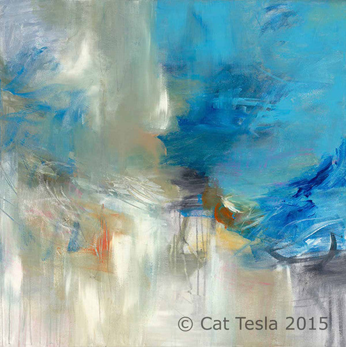 Lightness of Being by Cat Tesla, ©2015 Cat Tesla