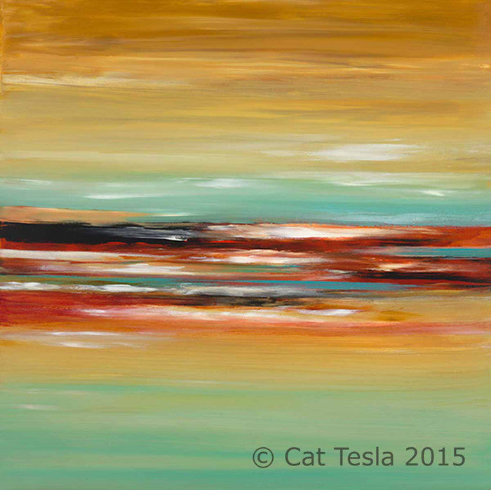 New Day No. 1 by Cat Tesla, ©2015 Cat Tesla