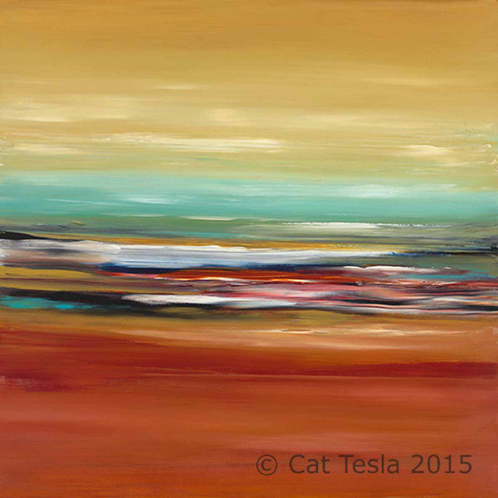 New Day No. 2 by Cat Tesla, ©2015 Cat Tesla