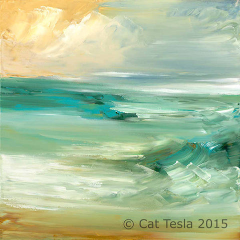 Radiance No. 1 by Cat Tesla, ©2015 Cat Tesla