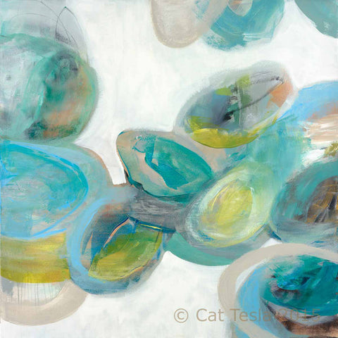 SeaGlass No. 1 by Cat Tesla