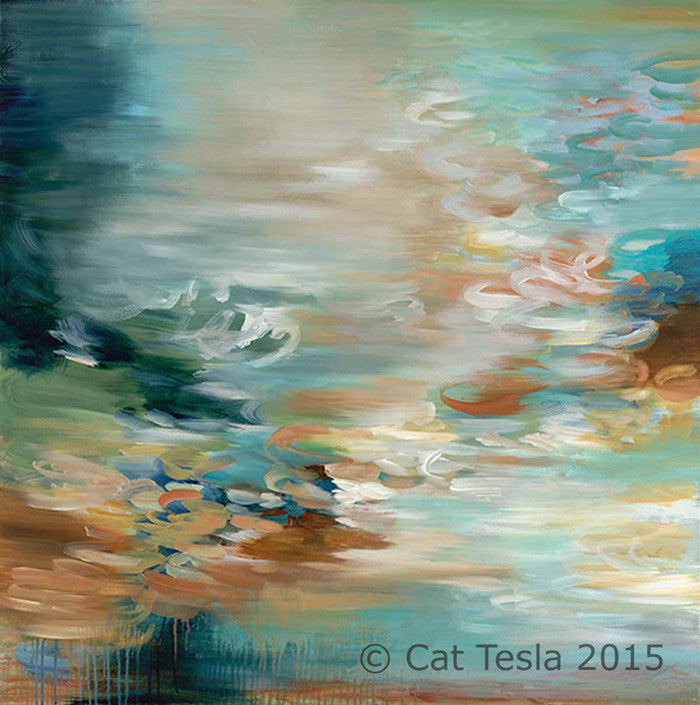 Shimmer by Cat Tesla, ©2015 Cat Tesla