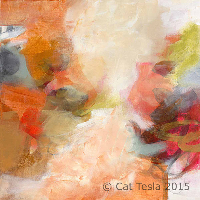 Wandering Light No. 1 by Cat Tesla, ©2015 Cat Tesla