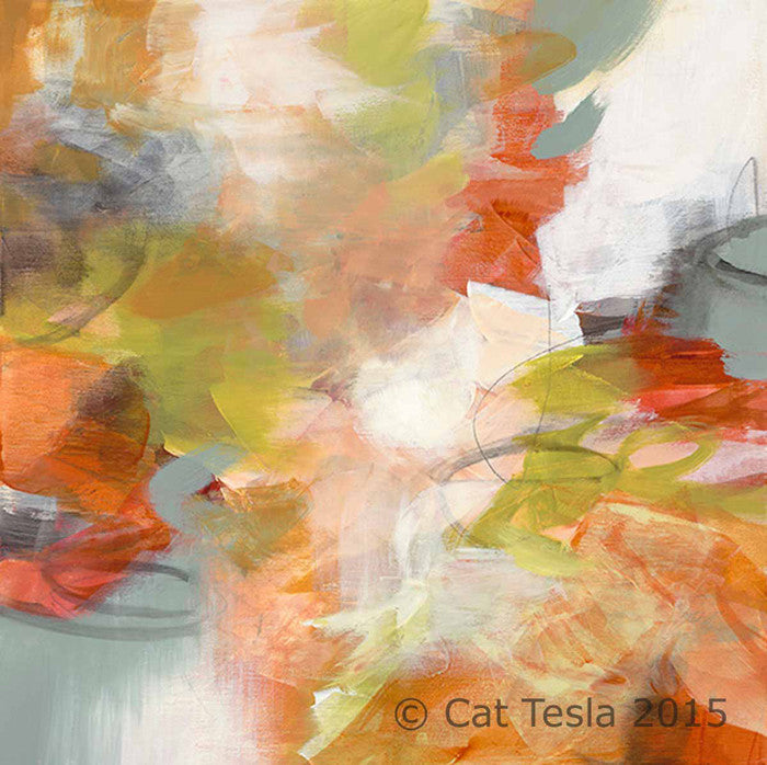 Wandering Light No. 2 by Cat Tesla, ©2015 Cat Tesla