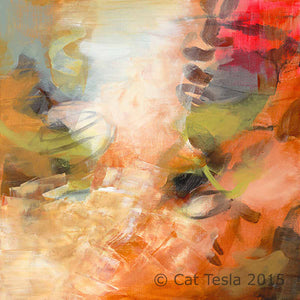 Wandering Light No. 3 by Cat Tesla, ©2015 Cat Tesla