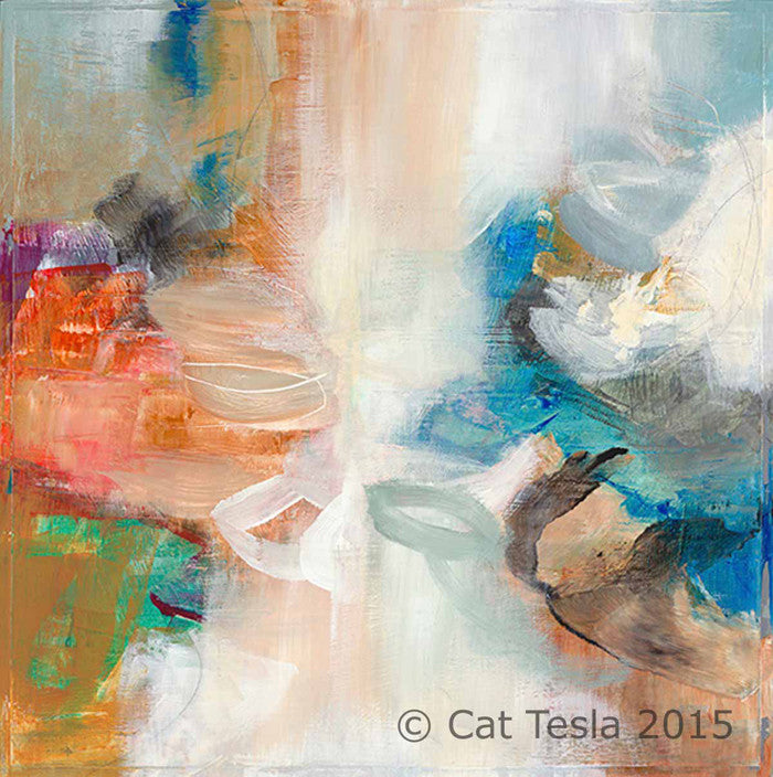 Wandering Light No. 7 by Cat Tesla, ©2015 Cat Tesla