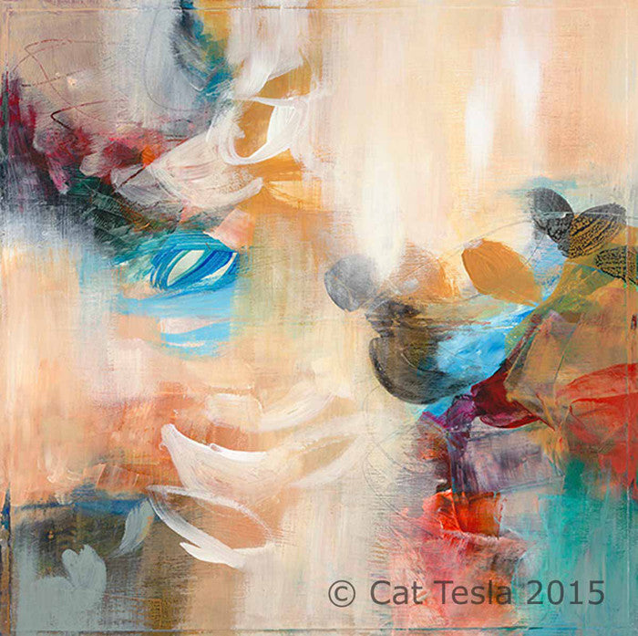 Wandering Light No. 8 by Cat Tesla, ©2015 Cat Tesla