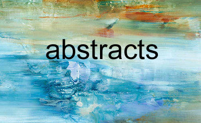 Abstract Giclee Prints by Cat Tesla