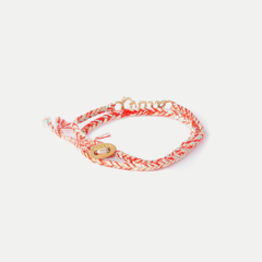 Brass Brave Bracelet: Tribal Mix