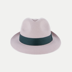 Lola Hat: Soft Grey