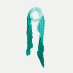 Maya Scarf: Sea Foam