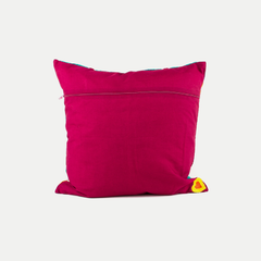 Maroon Petals Pillowcase