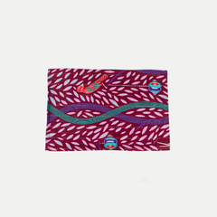 Aubergine Birds Placemats  (Set of 4)