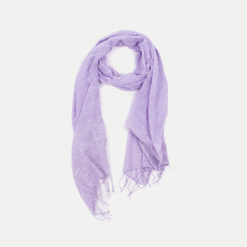 Scout Scarf: Lavender