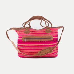 Weekender Bag: Rio Red